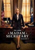 Cover image for Madam Secretary. The fifth season [videorecording (DVD)].