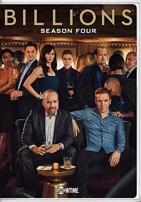 Cover image for Billions. Season four [videorecording (DVD)]