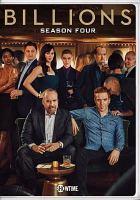 Cover image for Billions. Season four [videorecording (DVD)]