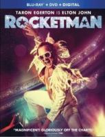 Cover image for Rocketman [videorecording (Blu-ray)]