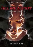 Cover image for Tell me a story. Season one [videorecording (DVD)].