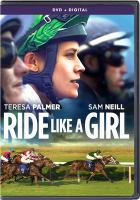 Cover image for Ride like a girl [videorecording (DVD)]