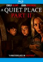 Cover image for A quiet place. Part II [videorecording (Blu-ray)]