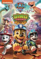 Cover image for PAW patrol. Dino rescue [videorecording (DVD)]