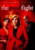 Cover image for The good fight. Season four [videorecording (DVD)].