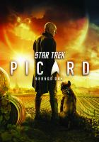 Cover image for Star trek. Picard. Season one [videorecording (DVD)]