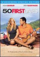 Cover image for 50 first dates [videorecording (DVD)]