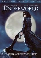 Cover image for Underworld [videorecording (DVD)]