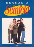 Cover image for Seinfeld. Season 3 [videorecording (DVD)]