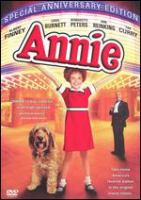 Cover image for Annie [videorecording (DVD)]