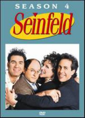 Cover image for Seinfeld. Season 4 [videorecording (DVD)]