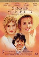 Cover image for Sense and sensibility [videorecording (DVD)]