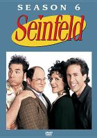 Cover image for Seinfeld. Season 6 [videorecording (DVD)]