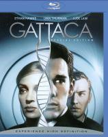 Cover image for Gattaca [videorecording (Blu-ray)]