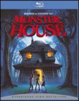 Cover image for Monster house [videorecording (Blu-ray)]