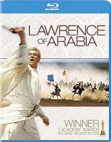 Cover image for Lawrence of Arabia [videorecording (Blu-ray)]
