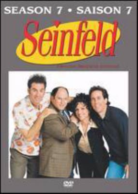 Cover image for Seinfeld. Season 7 [videorecording (DVD)]