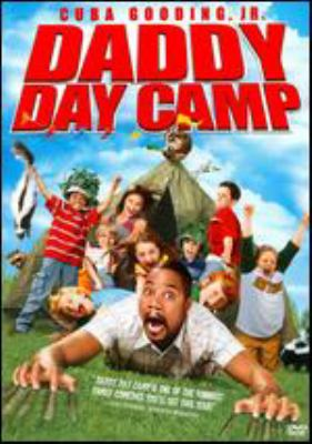 Cover image for Daddy day camp [videorecording (DVD)]
