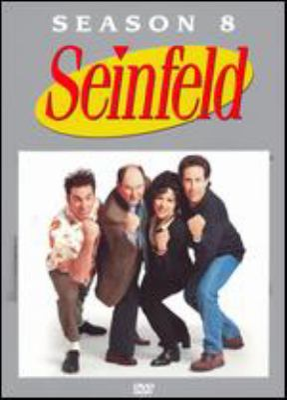 Cover image for Seinfeld. Season 8 [videorecording (DVD)]