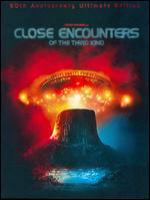 Cover image for Close encounters of the third kind. Disc one : original theatrical version [videorecording (DVD)]