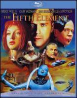 Cover image for The fifth element [videorecording (Blu-ray)]