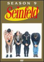 Cover image for Seinfeld. Season 9 [videorecording (DVD)]