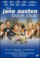 Cover image for The Jane Austen Book Club [videorecording (DVD)]