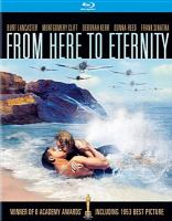 Cover image for From here to eternity [videorecording (Blu-ray)]