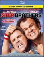 Cover image for Step brothers [videorecording (Blu-ray)]