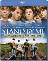 Cover image for Stand by me [videorecording (Blu-ray)]