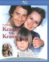 Cover image for Kramer vs. Kramer [videorecording (Blu-ray)]