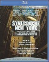 Cover image for Synecdoche, New York [videorecording (Blu-ray)]