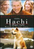 Cover image for Hachi [videorecording (DVD)] : a dog's tale