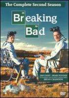 Cover image for Breaking bad. The complete second season [videorecording (DVD)]