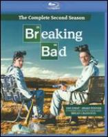 Cover image for Breaking bad. The complete second season [videorecording (Blu-ray)]