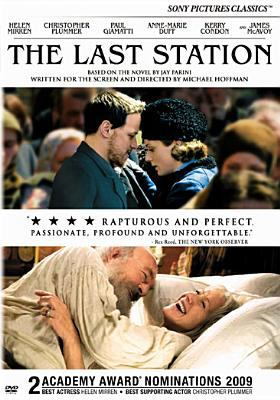 Cover image for The last station [videorecording (DVD)]