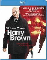 Cover image for Harry Brown [videorecording (Blu-ray)]