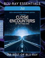 Cover image for Close encounters of the third kind [videorecording (Blu-ray)]