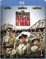 Cover image for The bridge on the River Kwai [videorecording (Blu-ray)]