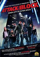 Cover image for Attack the block [videorecording (DVD)]