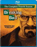 Cover image for Breaking bad. The complete fourth season [videorecording (Blu-ray)]