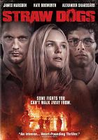 Cover image for Straw dogs [videorecording (DVD)]