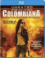 Cover image for Colombiana [videorecording (Blu-ray)]