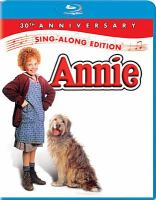 Cover image for Annie [videorecording (Blu-ray)]