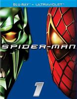 Cover image for Spider-Man [videorecording (Blu-ray)]