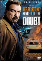 Cover image for Jesse Stone [videorecording (DVD)] : benefit of the doubt