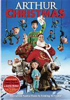 Cover image for Arthur Christmas [videorecording (DVD)]