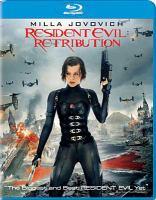 Cover image for Resident evil [videorecording (Blu-ray)] : retribution