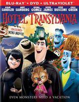Cover image for Hotel Transylvania [videorecording (Blu-ray)]