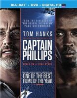 Cover image for Captain Phillips [videorecording (Blu-ray)]